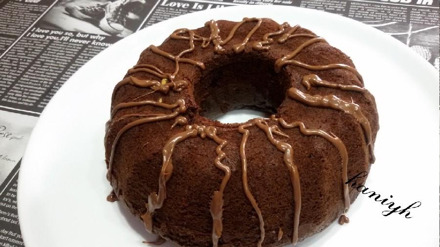 کیک شکلات