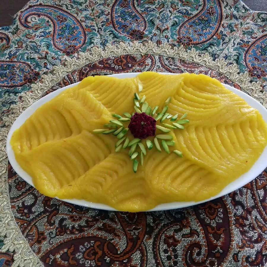 حلوا شیرازی