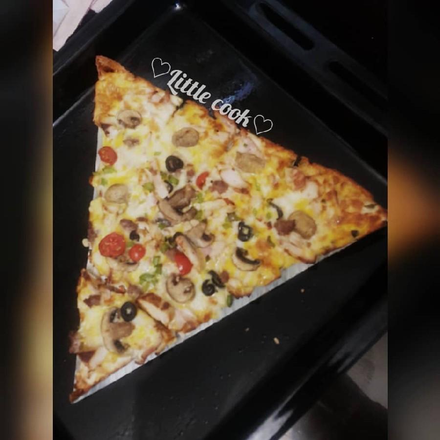 پیتزا چهارفصل و میکس