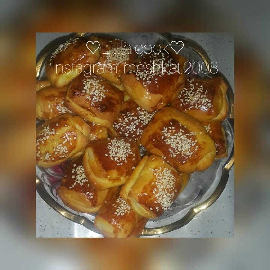 شیرینی دانمارکی خانگی