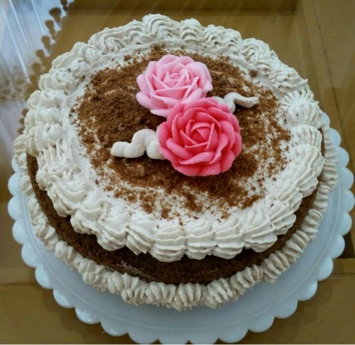 کیک نسکافه