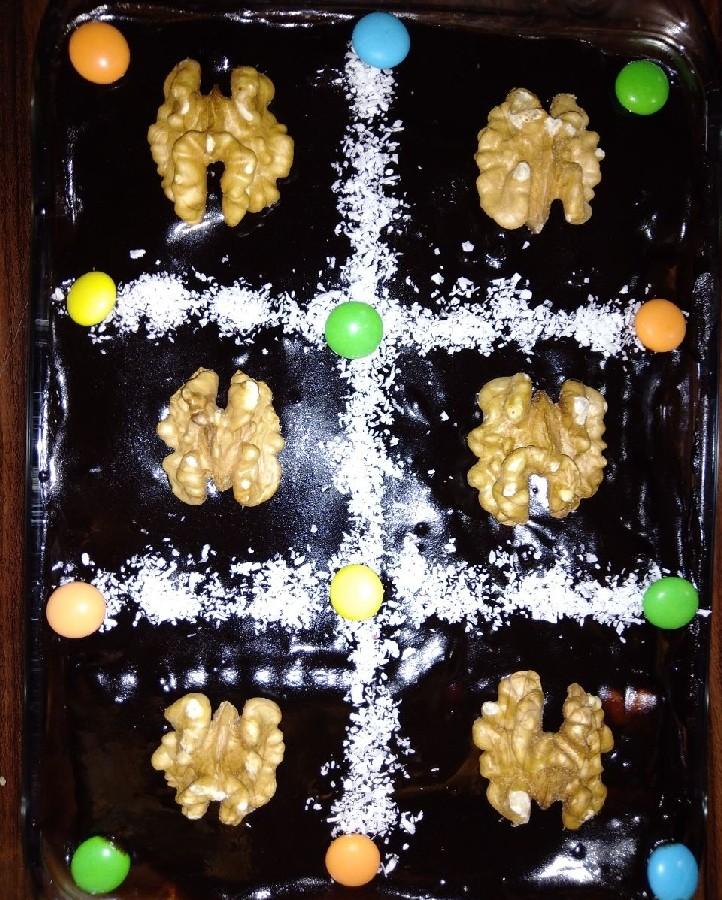 کیک یخچالی با رسپی عالیه مامان پریا و رضا