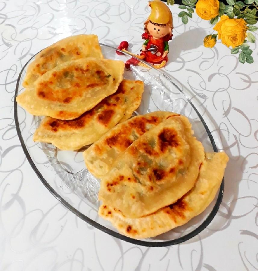 بولانی غذای افغانستانی