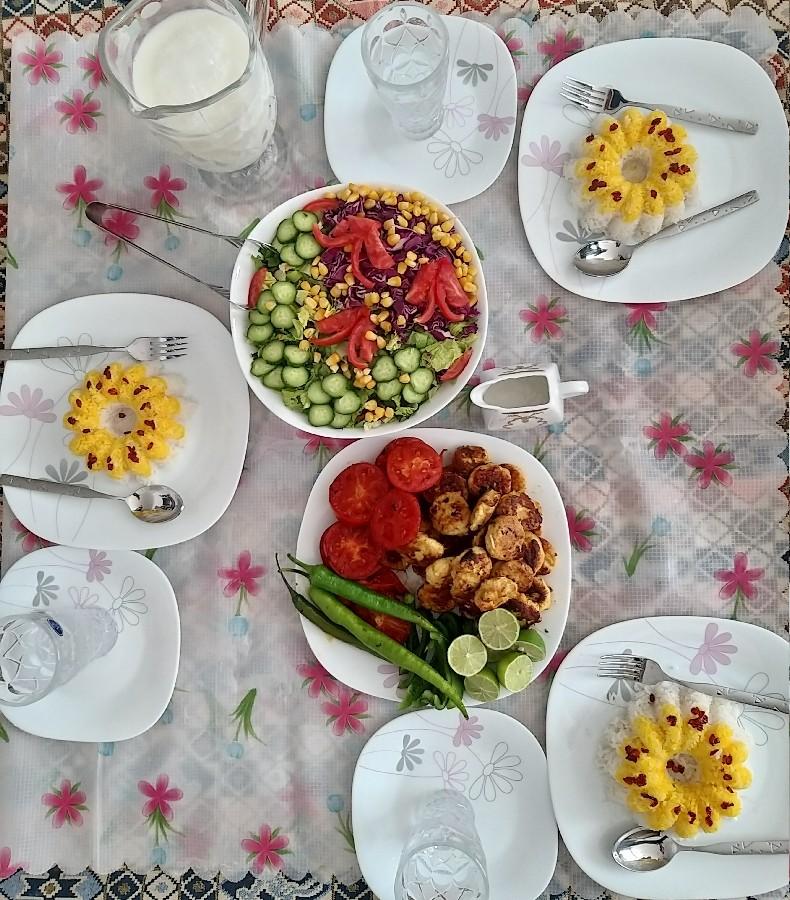 شام دوستانه
