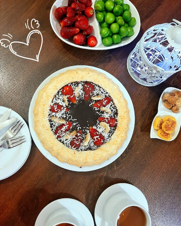 کیک تارت