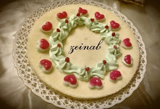 عکس چیز کیک ژاپنی