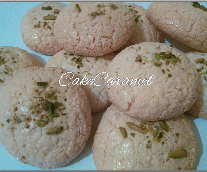 عکس شیرینی نارگیلی