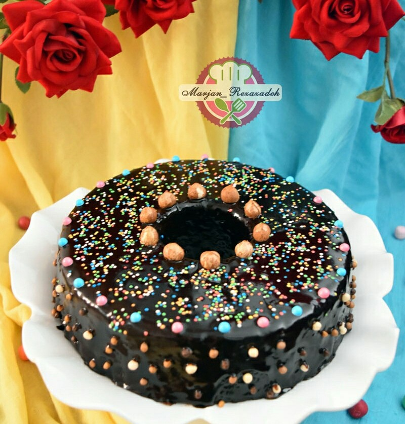 عکس مادیرا کیک شکلاتی
