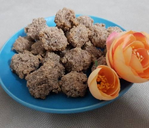 عکس شیرینی نارگیلی رژیمی