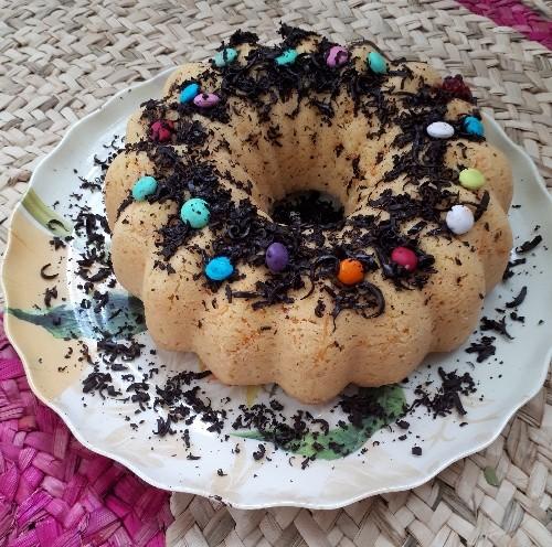 عکس کیک جادویی