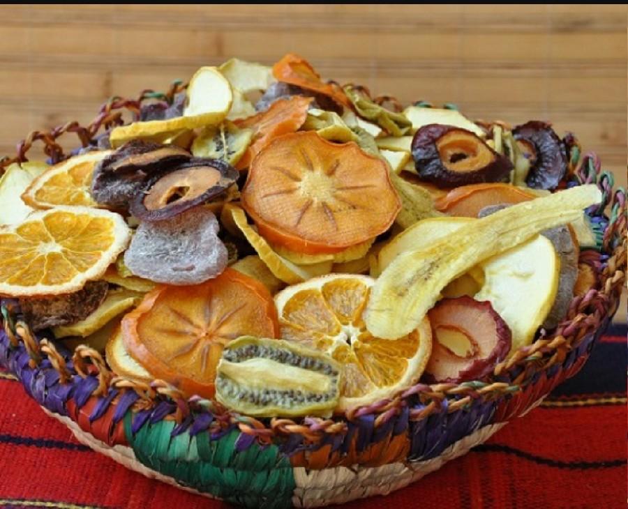 عکس میوه های خشک