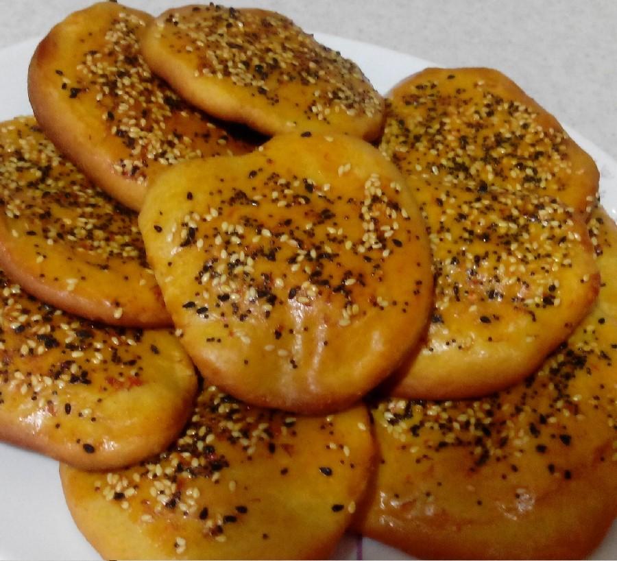 عکس نان فطیر اراک
