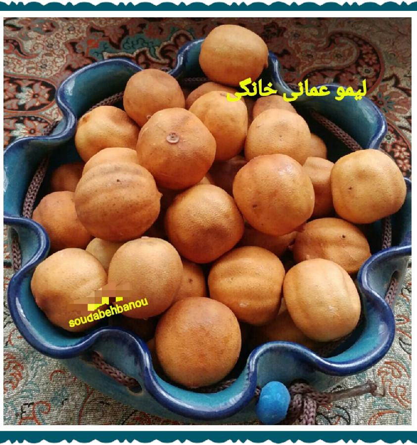 عکس لیمو عمانی خانگی