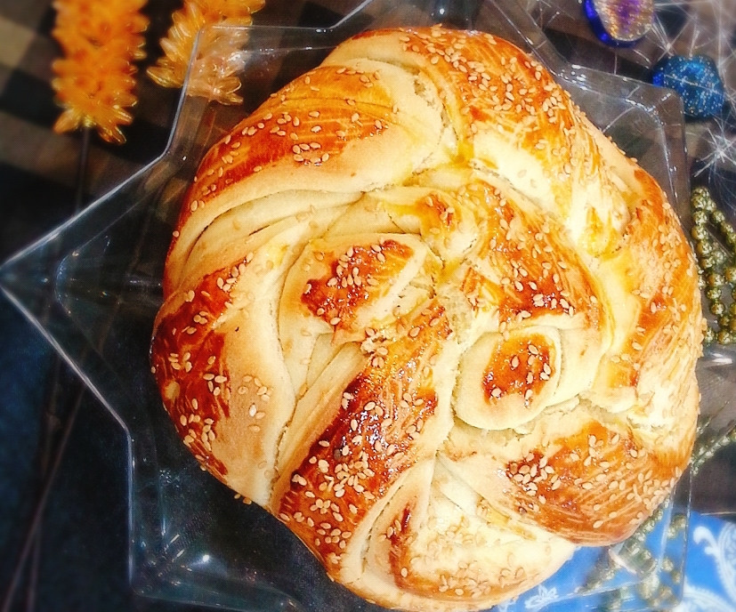عکس نکاتی برای پخت نان