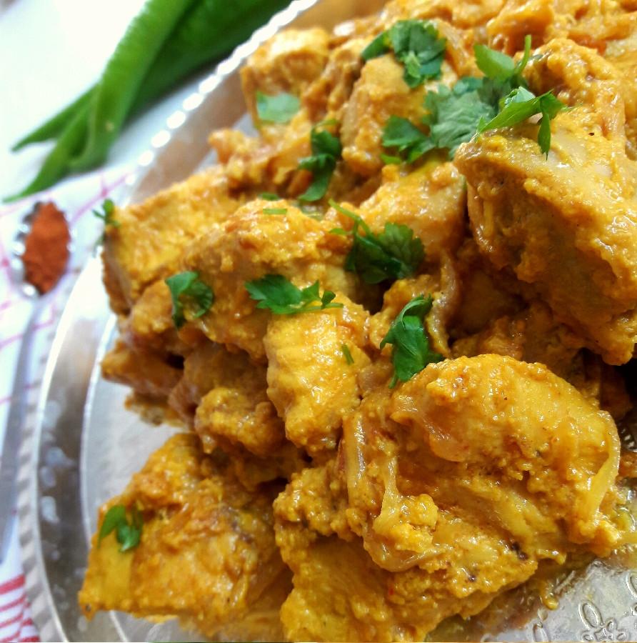 عکس خوراک مرغ هندی (اصیل)