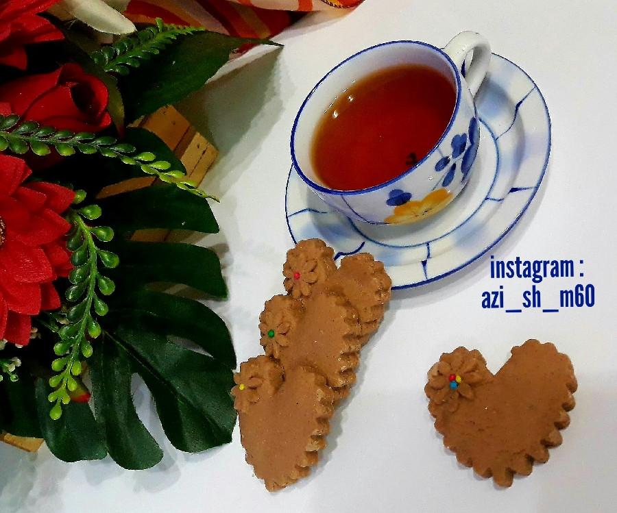 عکس شیرینی سه آرد