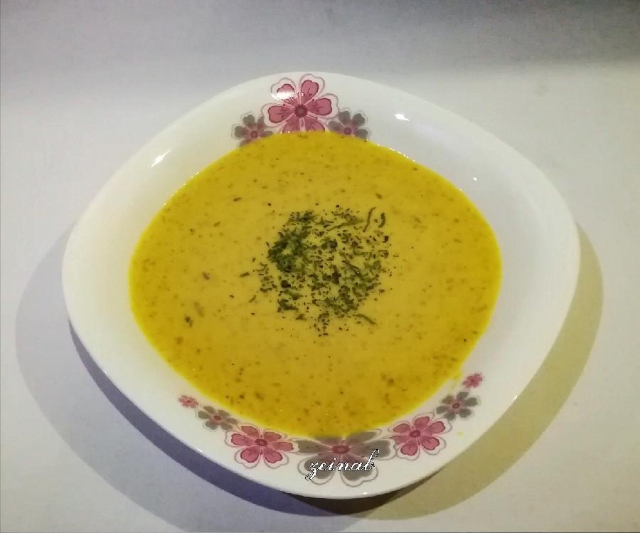 عکس سوپ چدار