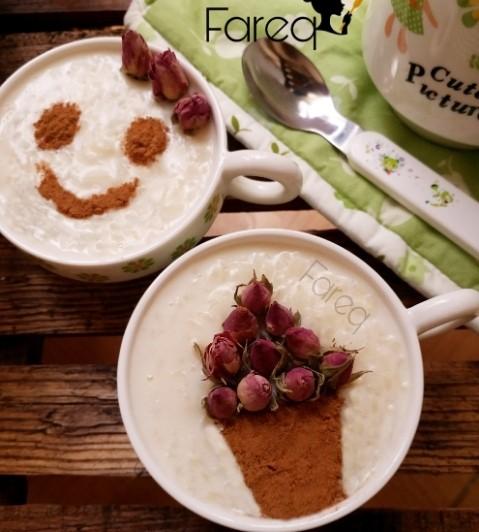 عکس شیربرنج عسلی
