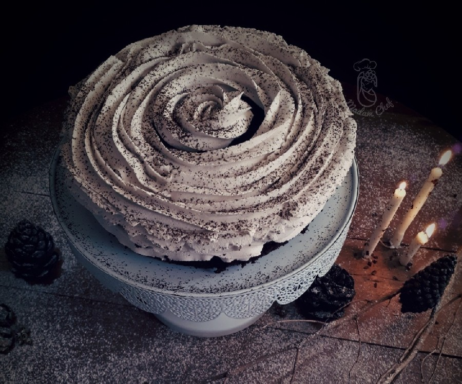 عکس کیک غذای شیطان