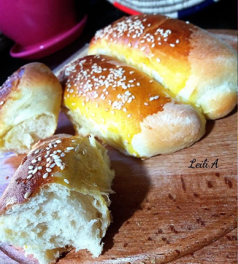 عکس نان باگت خانگی