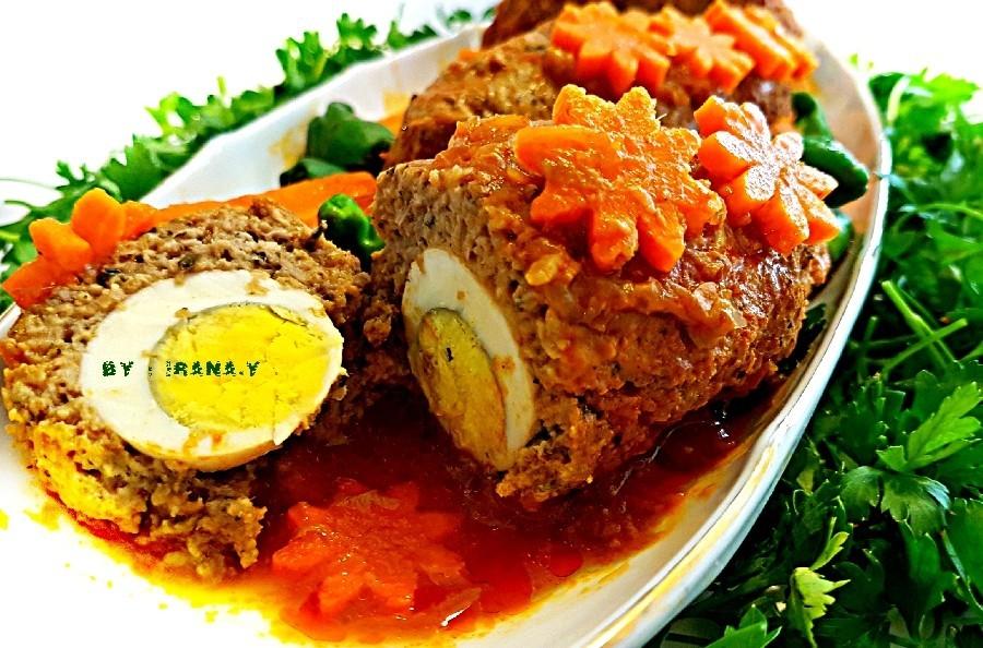 عکس رولت گوشت
