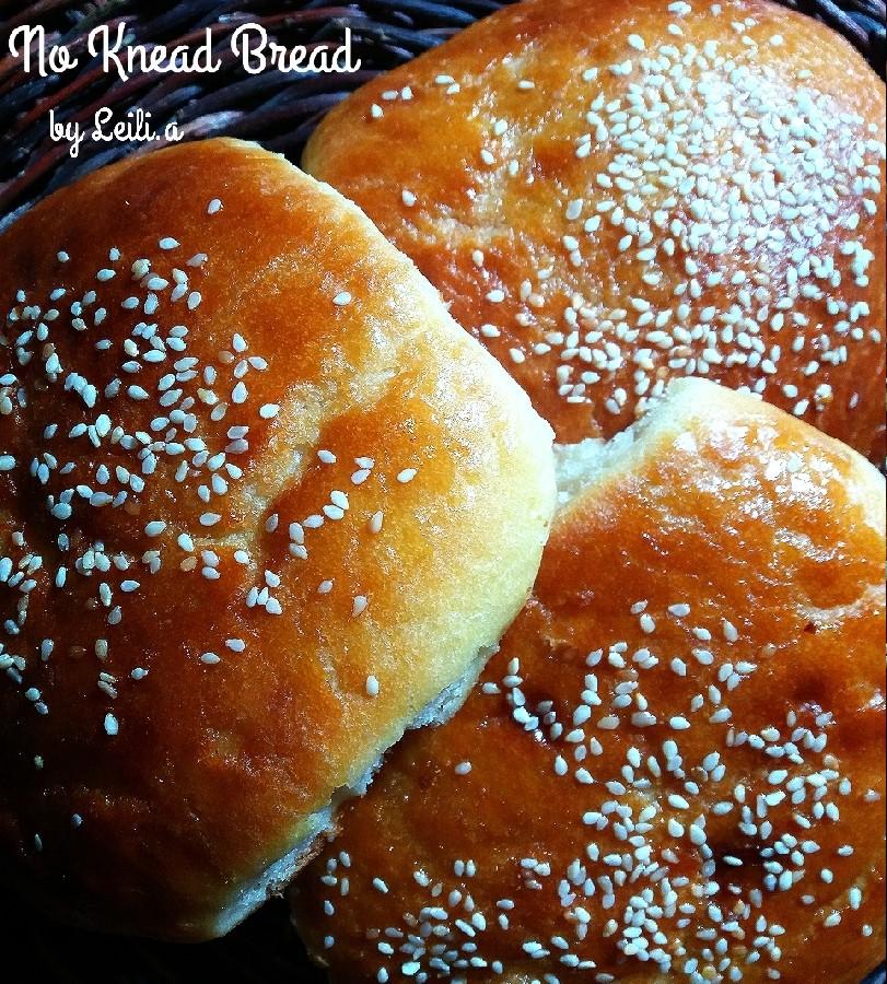 عکس نان بدون ورز دادن