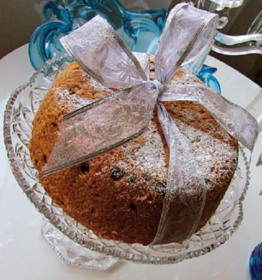 عکس کیک حبوبات