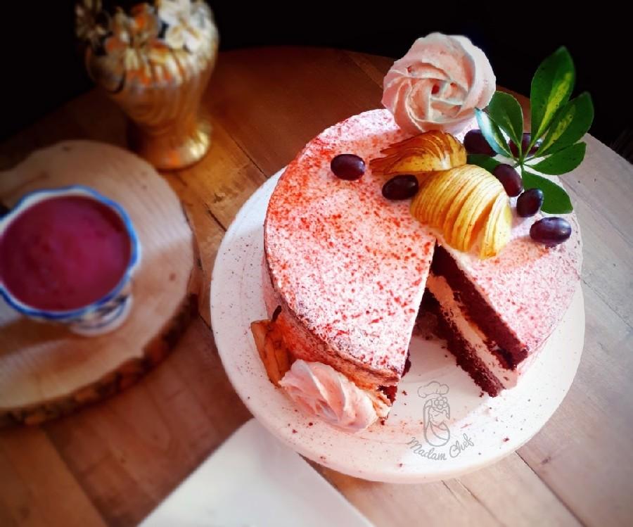 عکس کیک ردولوت