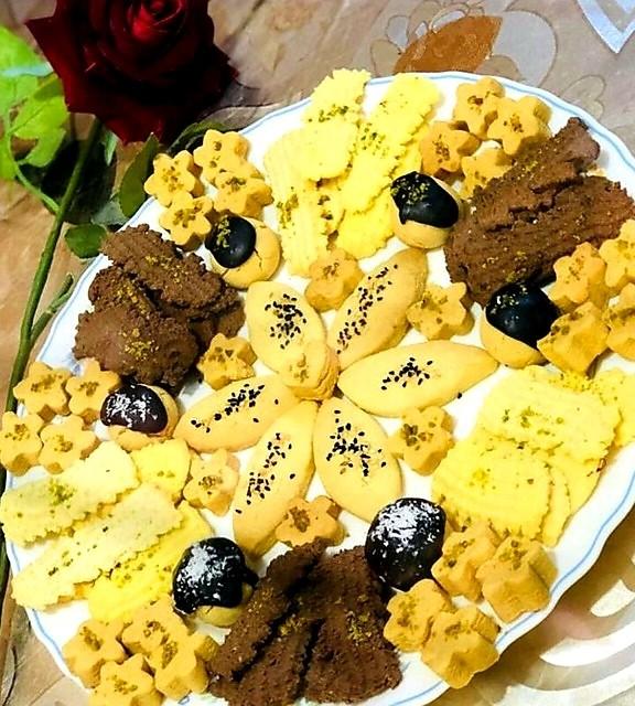 عکس نکاتی درمورد شیرینی های عید