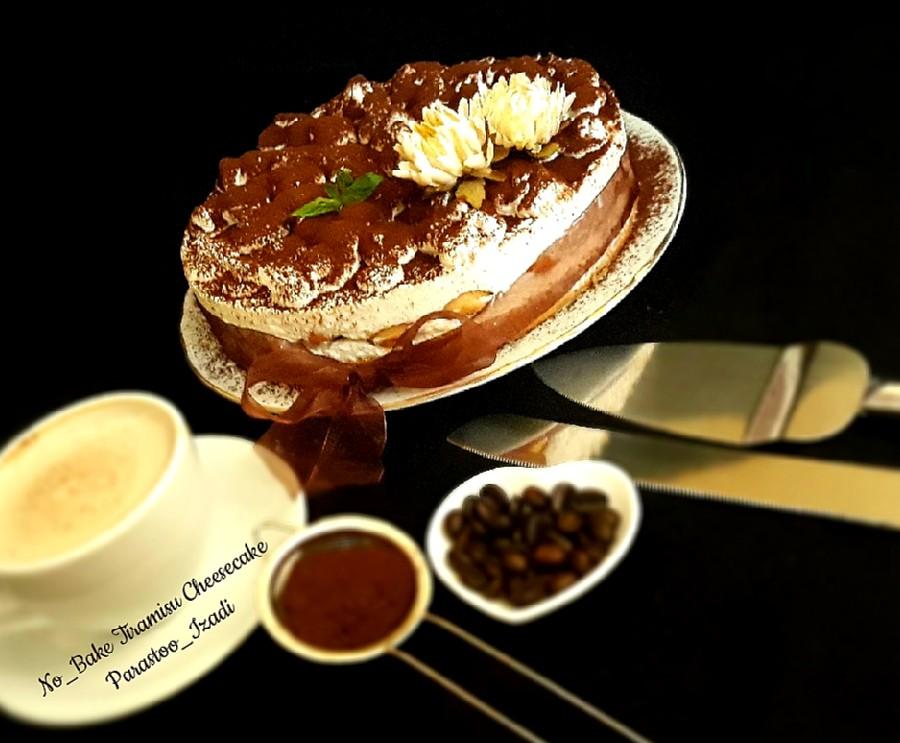 عکس چیز کیک تیرامیسو