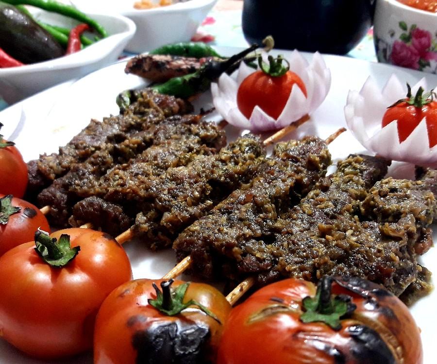 دستور پخت کباب ترش تابه ای | سرآشپز پاپیون