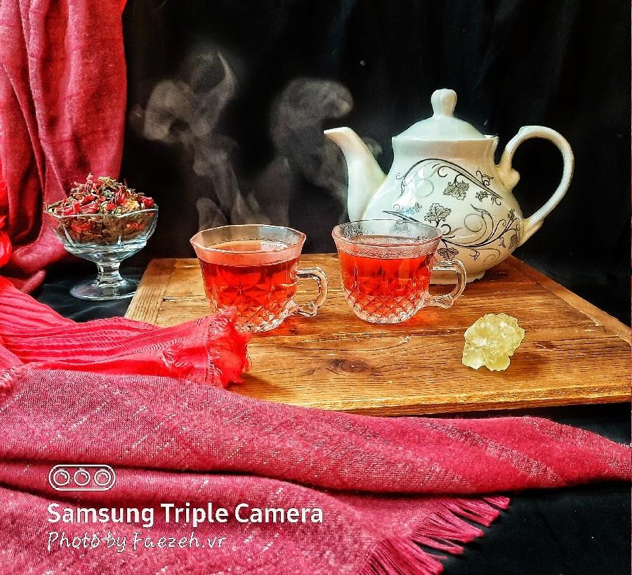 عکس چای چربی سوز