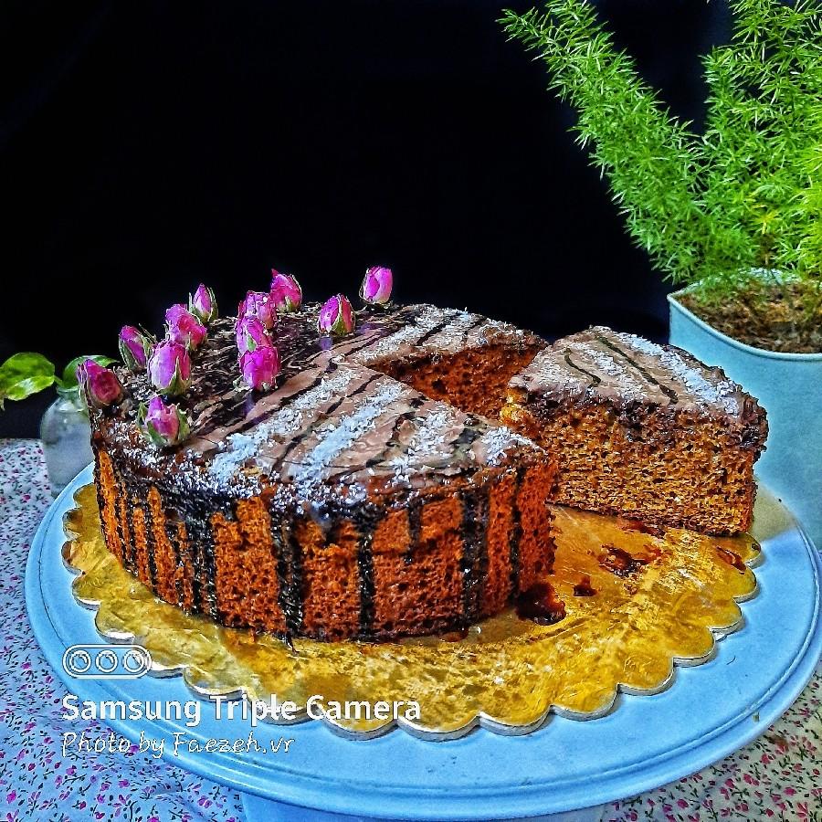 عکس کیک بدون شکر و بدون �ر