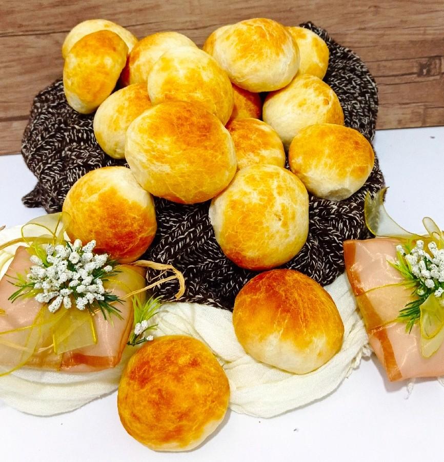 عکس مینی نان همبرگر بدون تخم مرغ