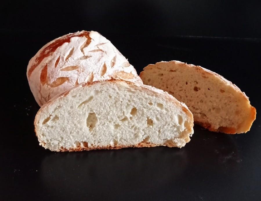 عکس نان حجیم با خمیر ترش