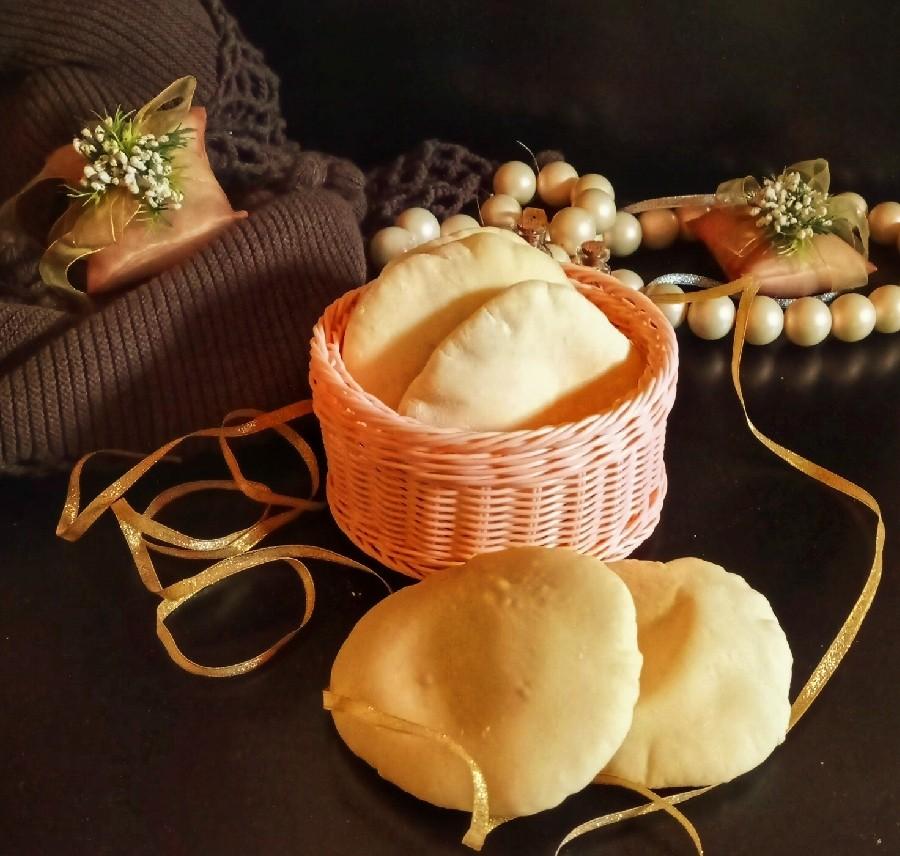 عکس نان لبنانی