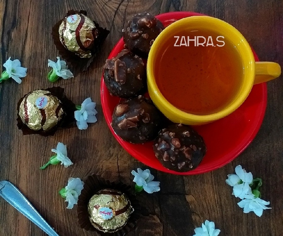 عکس شکلات شونیز خانگی