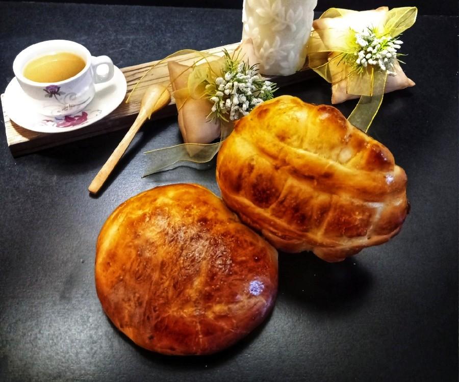 عکس نان شیره خرما