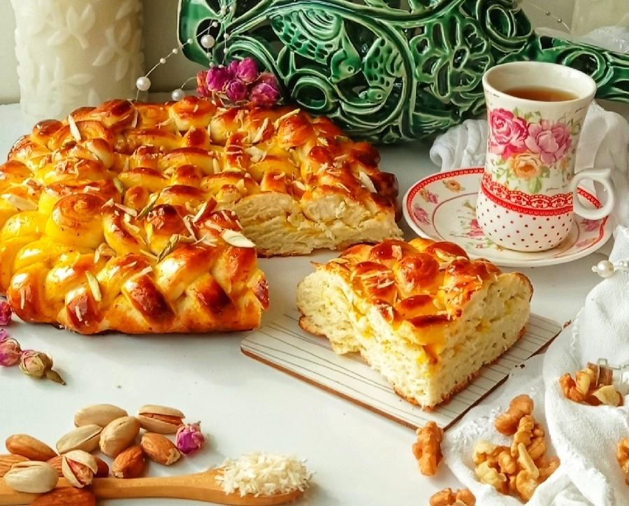 عکس نان مجلسی
