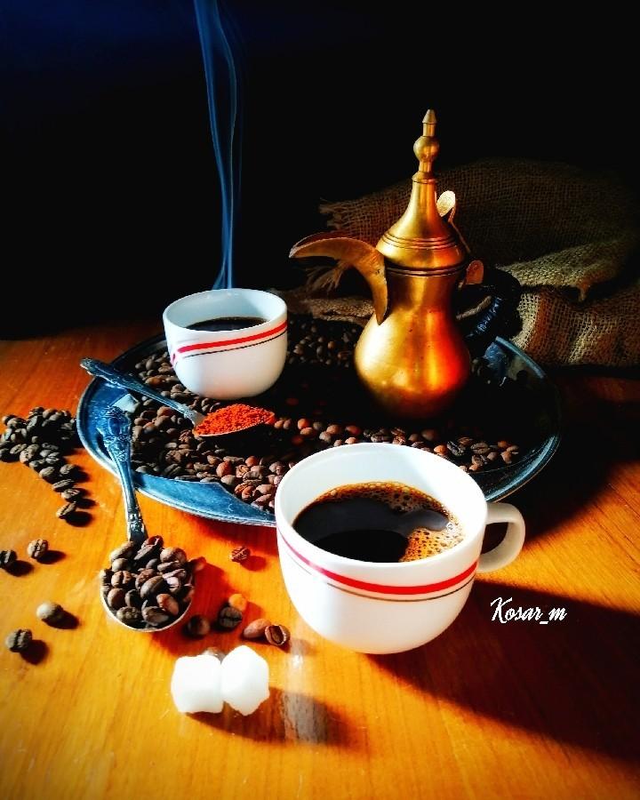 عکس قهوه عربی