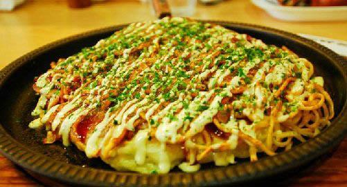 عکس پیتزا ژاپنی
