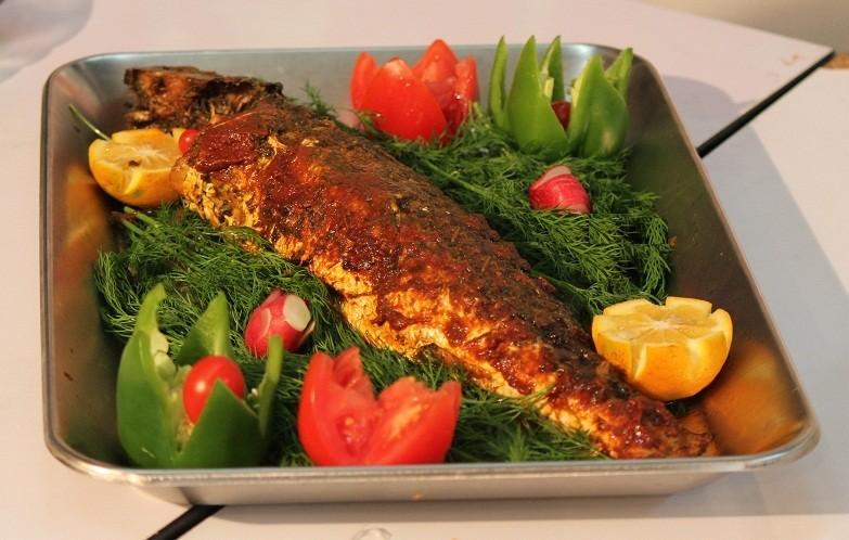 عکس ماهی تنوری