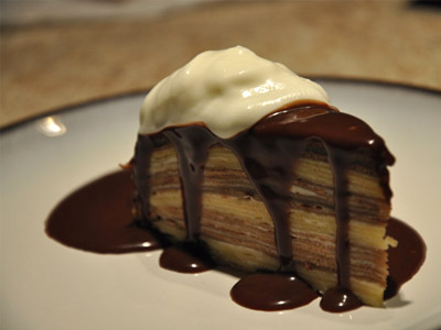 عکس چیز کیک