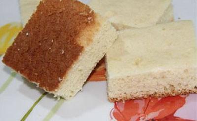 عکس کیک رژیمی بدون فر