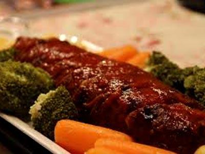 عکس رولت فرانسوی گوشت