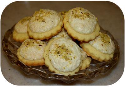 عکس شیرینی نارگیلی (مدل دوم)