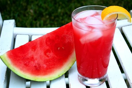 عکس آب هندوانه
