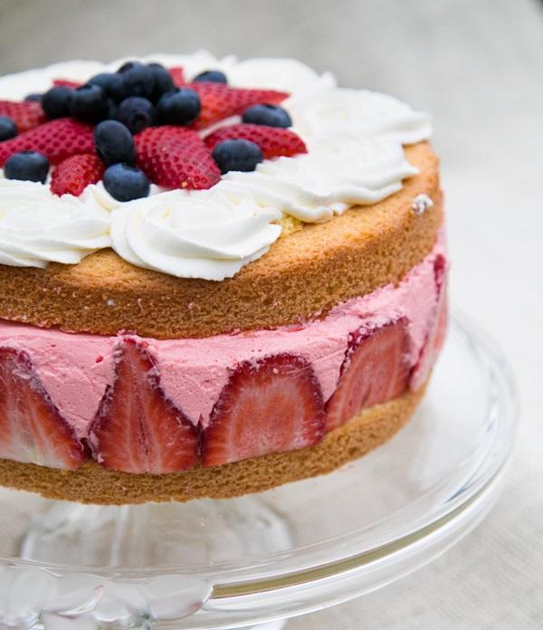 عکس کیک ژله ای