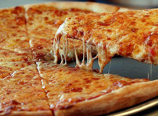 عکس پیتزا نیویورکی