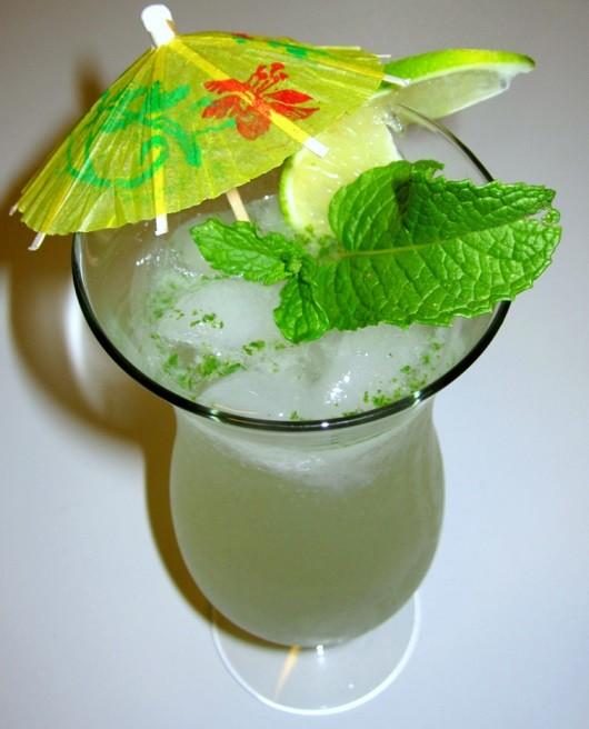 عکس نوشیدنی موهیتو